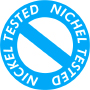 Nickel tested, each of our beauty skin care cosmetics is nickel tested