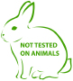 All products of our collection are not tested on animals